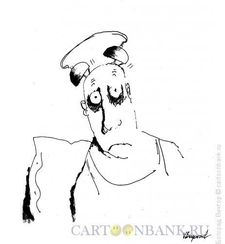 Карикатура: Самопробуждение, Богорад Виктор