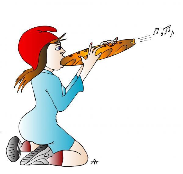 Карикатура: Франция, Alexei Talimonov