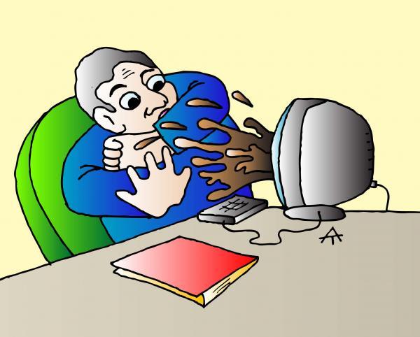 Карикатура: Интернет, Alexei Talimonov