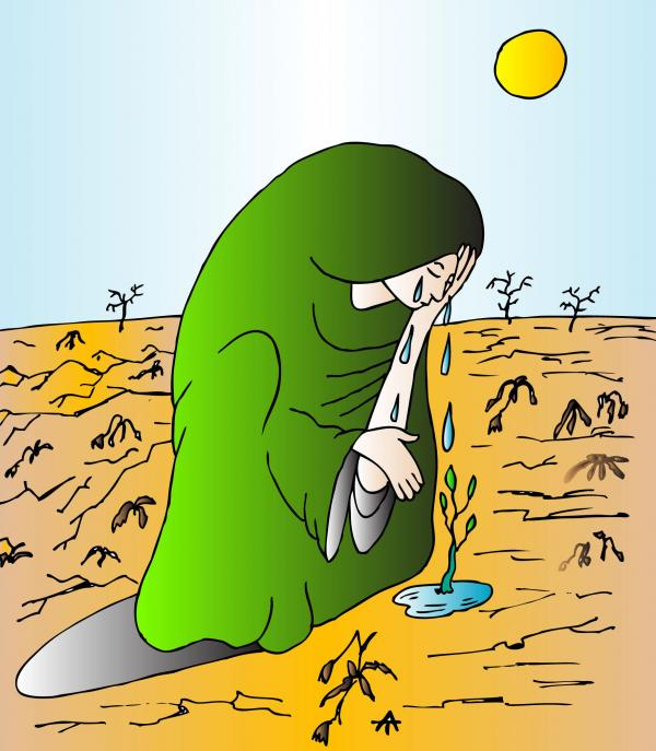 Карикатура: Экология, Alexei Talimonov