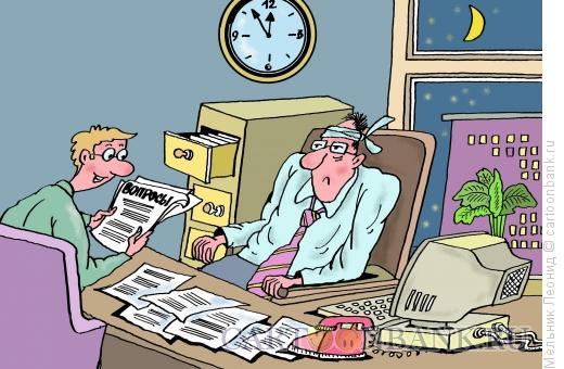 Карикатура: Въедливый дольщик, Мельник Леонид