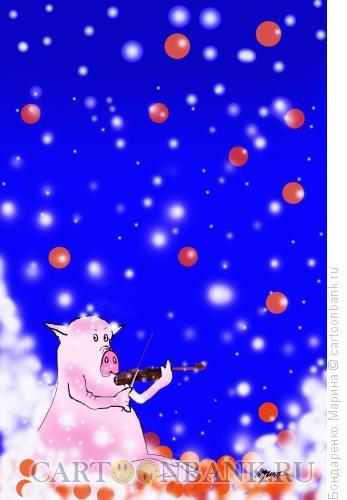 Карикатура: 2019, ?????????, Бондаренко Марина