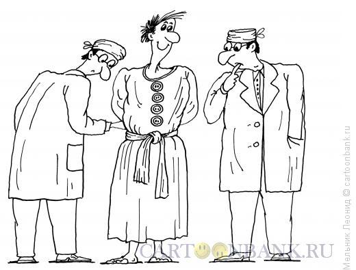 Карикатура: Умелец, Мельник Леонид