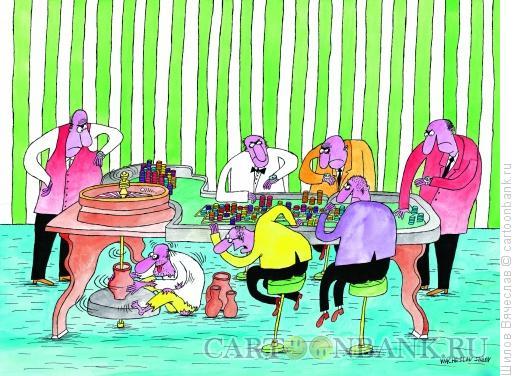Карикатура: Гончар, Шилов Вячеслав