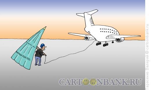Карикатура: План Дельта, Тарасенко Валерий