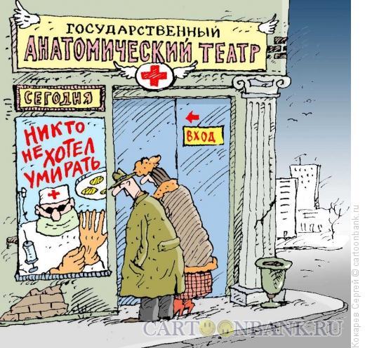 Карикатура: анатомия кино, Кокарев Сергей