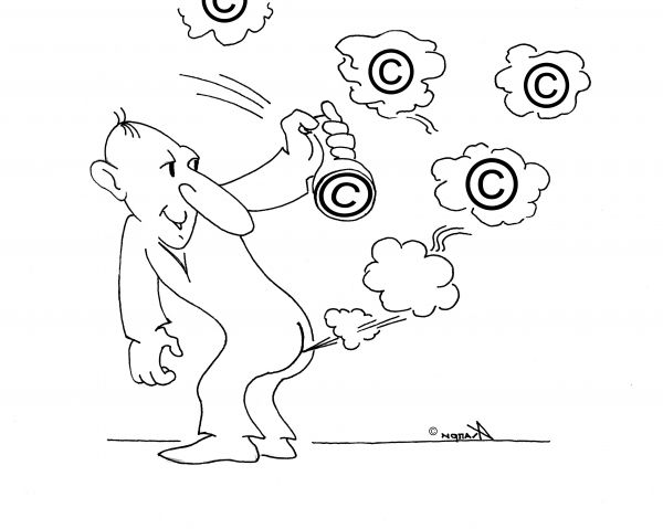 Карикатура: кооперайт, Kapry
