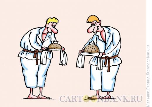 Карикатура: Восточные единоборства, Мельник Леонид