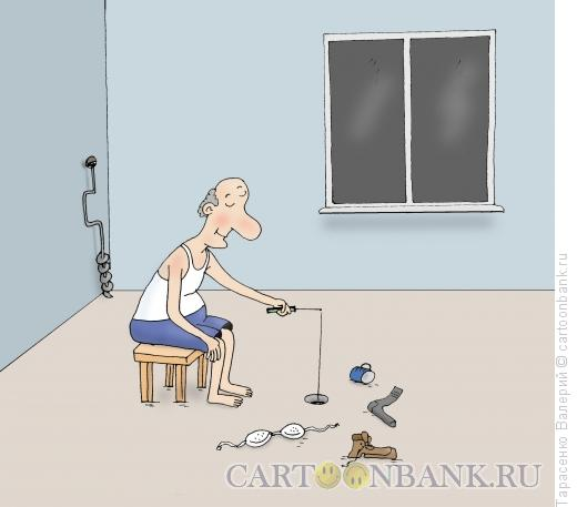 Карикатура: Клёв, Тарасенко Валерий