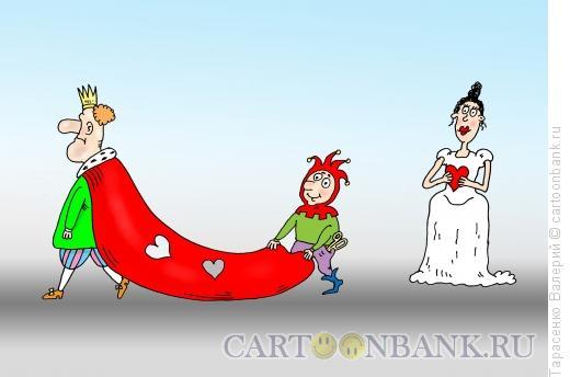 Карикатура: Дорогой подарок, Тарасенко Валерий