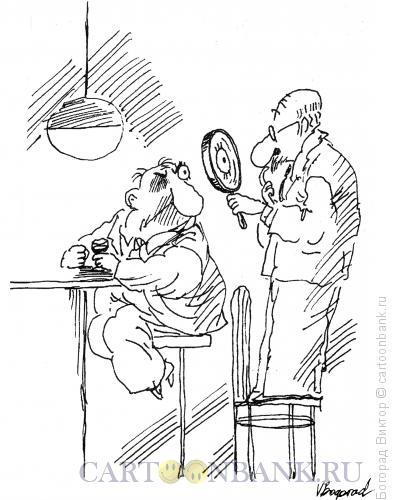 Карикатура: �сследователь, Богорад Виктор