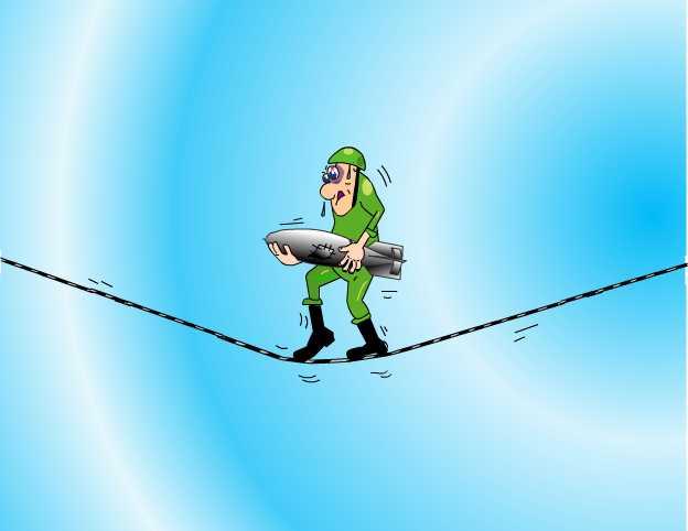 Карикатура: На грани ..., 237