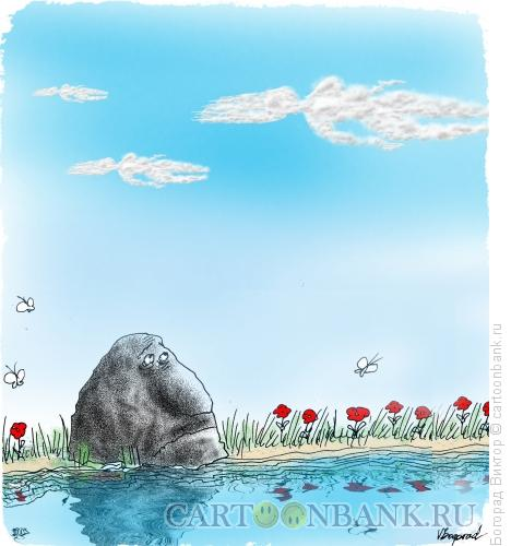 Карикатура: Мечты, Богорад Виктор