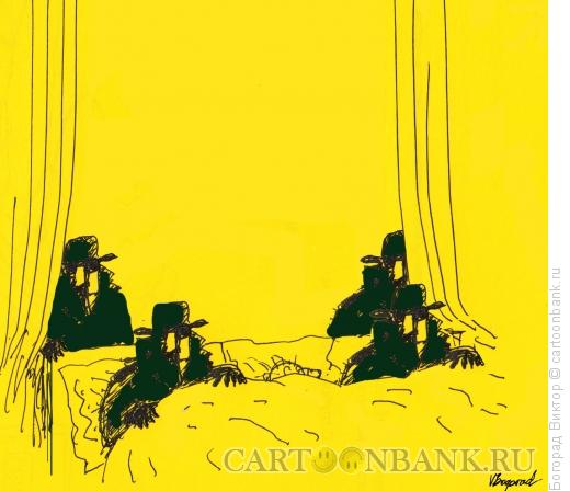 Карикатура: Сон ВИПа, Богорад Виктор