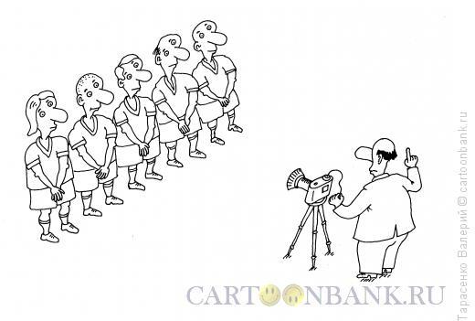 Карикатура: Стенка на фото, Тарасенко Валерий