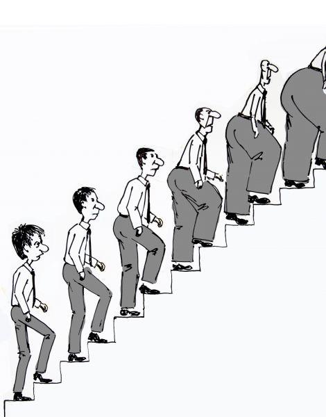 Карикатура: Жизнь удалась, osipovva