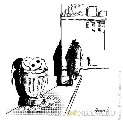 Карикатура: Разочарование, Богорад Виктор