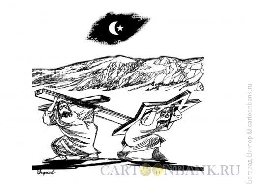 Карикатура: Конфессии, Богорад Виктор