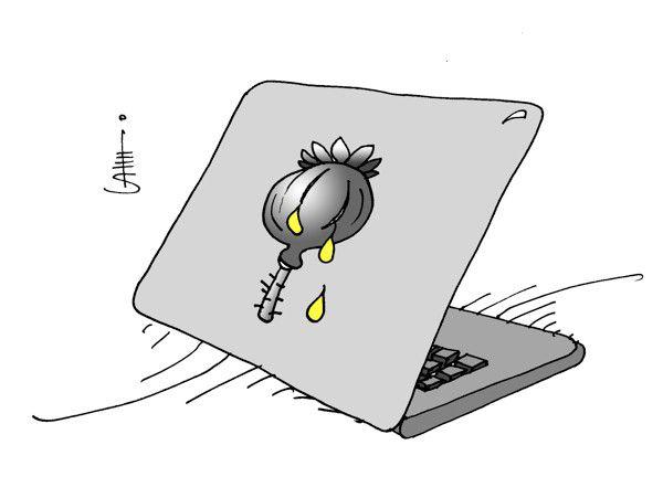 Карикатура: МАК, Юрий Санников