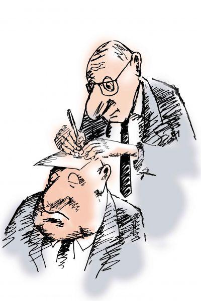 Карикатура: функции депутатов