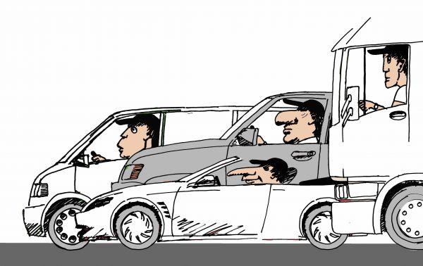 Карикатура: морды и их хозяева, osipovva