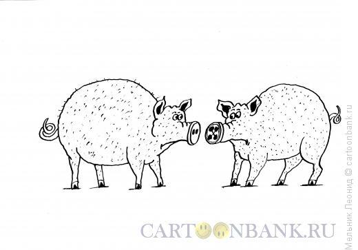 Карикатура: Разные, Мельник Леонид