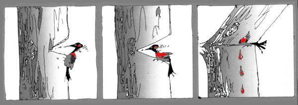 Карикатура: Достучался, Юрий Санников