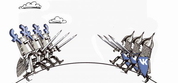 Карикатура: Соцсети, osipovva