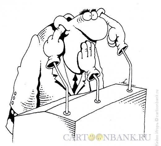 Карикатура: Лучше не надо, Кийко Игорь