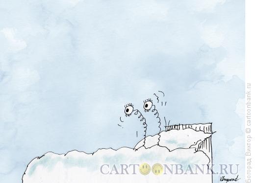 Карикатура: Пробуждение, Богорад Виктор