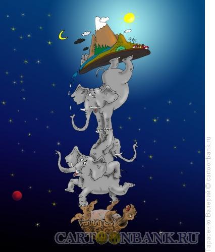 Карикатура: На грани фантастики, Тарасенко Валерий