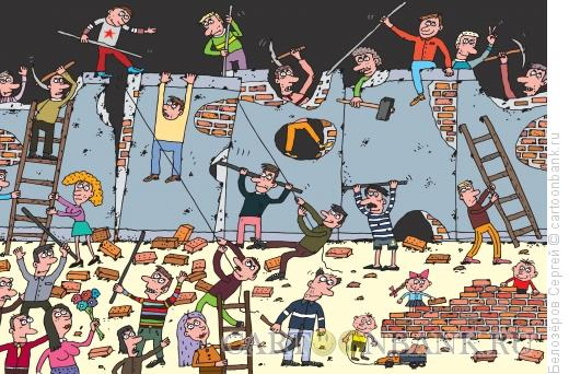 Карикатура: C????, Белозёров Сергей