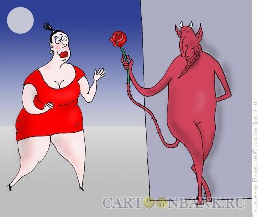 Карикатура: Иллюзия, Тарасенко Валерий