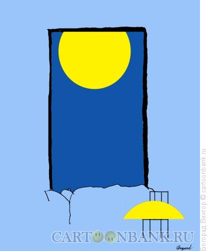 Карикатура: Ночник, Богорад Виктор