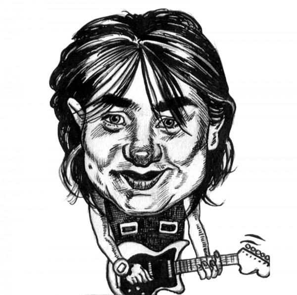 Карикатура: 2000. Земфира Рамазанова, AZART