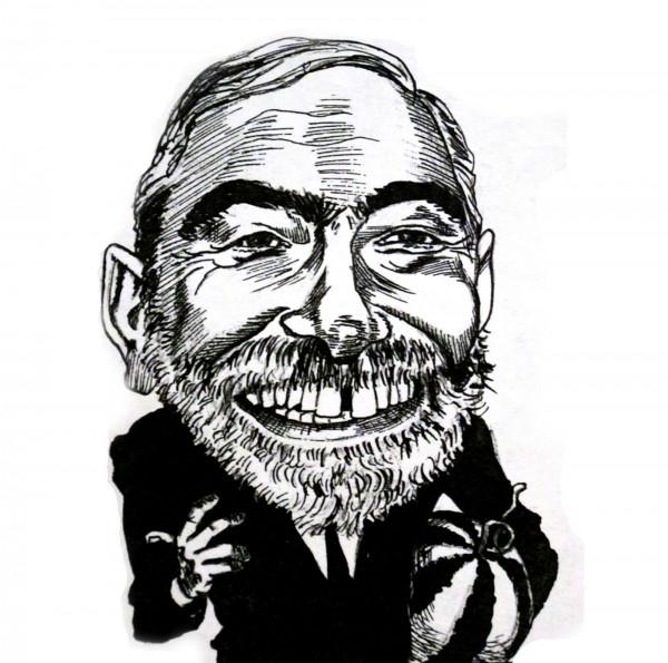 Карикатура: Буба, AZART