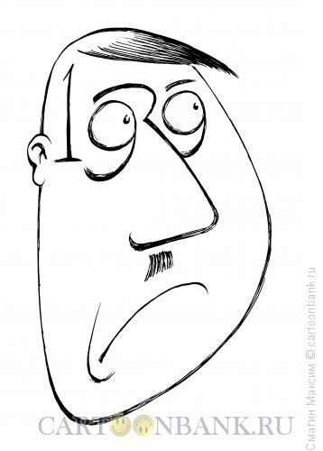 Карикатура: Гитлер - 1939, Смагин Максим
