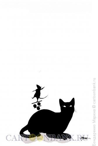Карикатура: год Мыши, Бондаренко Марина