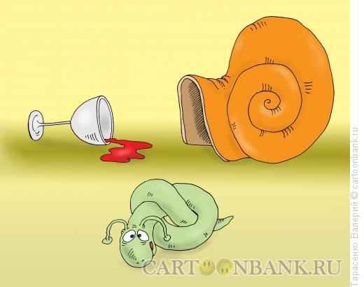 Карикатура: Узелок, Тарасенко Валерий