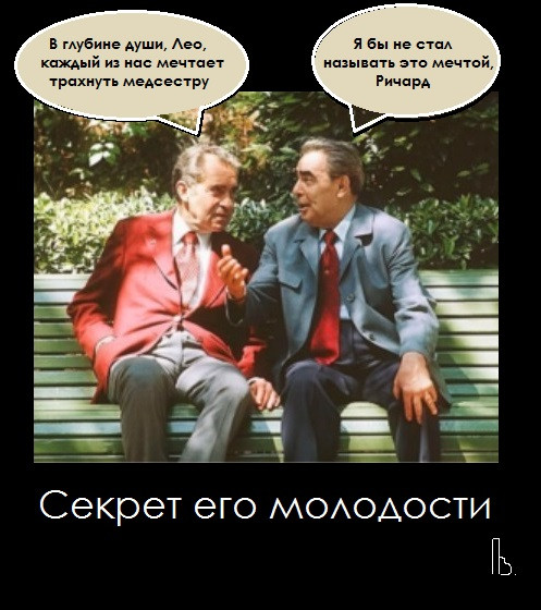 Мем: Музей Л. Брежнева, Кондратъ