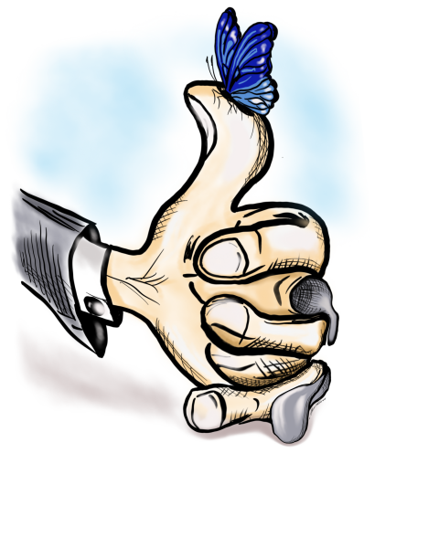 Карикатура: Ок, AlexKorn4870