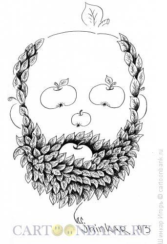 Карикатура: Автошарж., Шинкар �горь