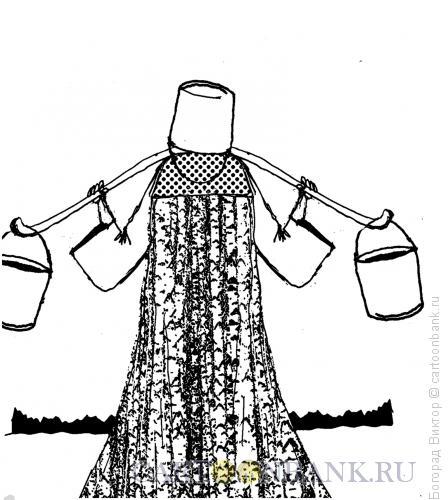 Карикатура: Примета, Богорад Виктор