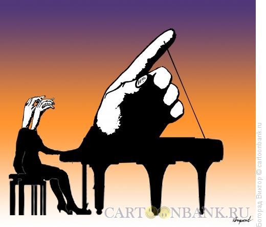 Карикатура: Аллегория, Богорад Виктор