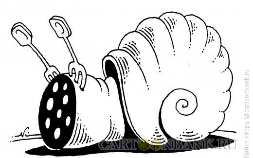 Карикатура: Ни рыба, ни мясо, Кийко Игорь