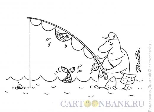 Карикатура: Игра в прятки, Бондаренко Дмитрий