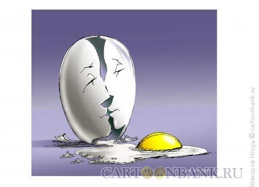 Карикатура: драма, Макаров Игорь