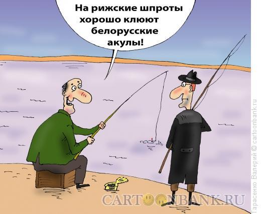 Карикатура: Санкционный синдром, Тарасенко Валерий