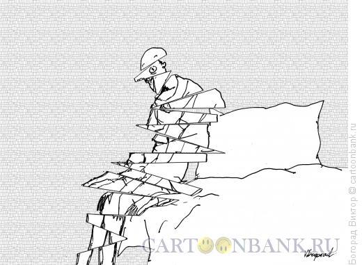 Карикатура: Ломота, Богорад Виктор