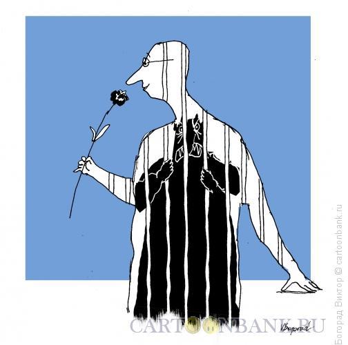 Карикатура: Противоречивая натура, Богорад Виктор